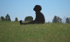 Boy Looking Up (Eastlink)